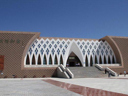宁夏银川市移民博物馆