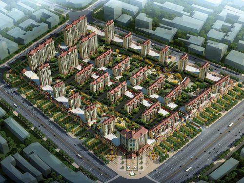 青海省-海东地区民和县帝豪星海湾小区